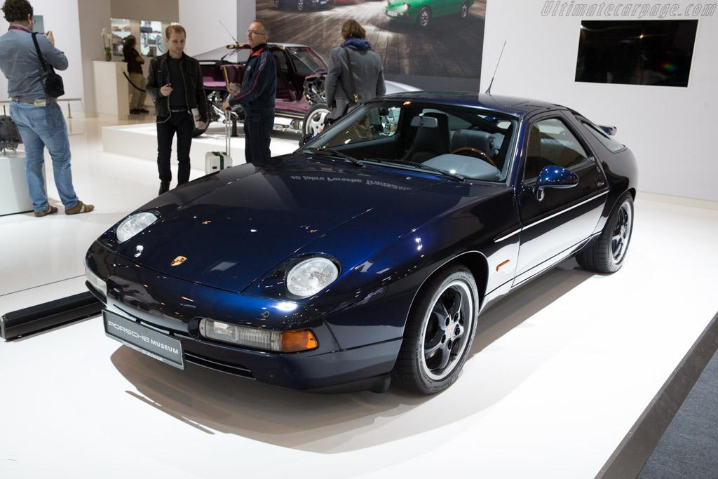 Porsche 928    - 2016 Techno Classica
