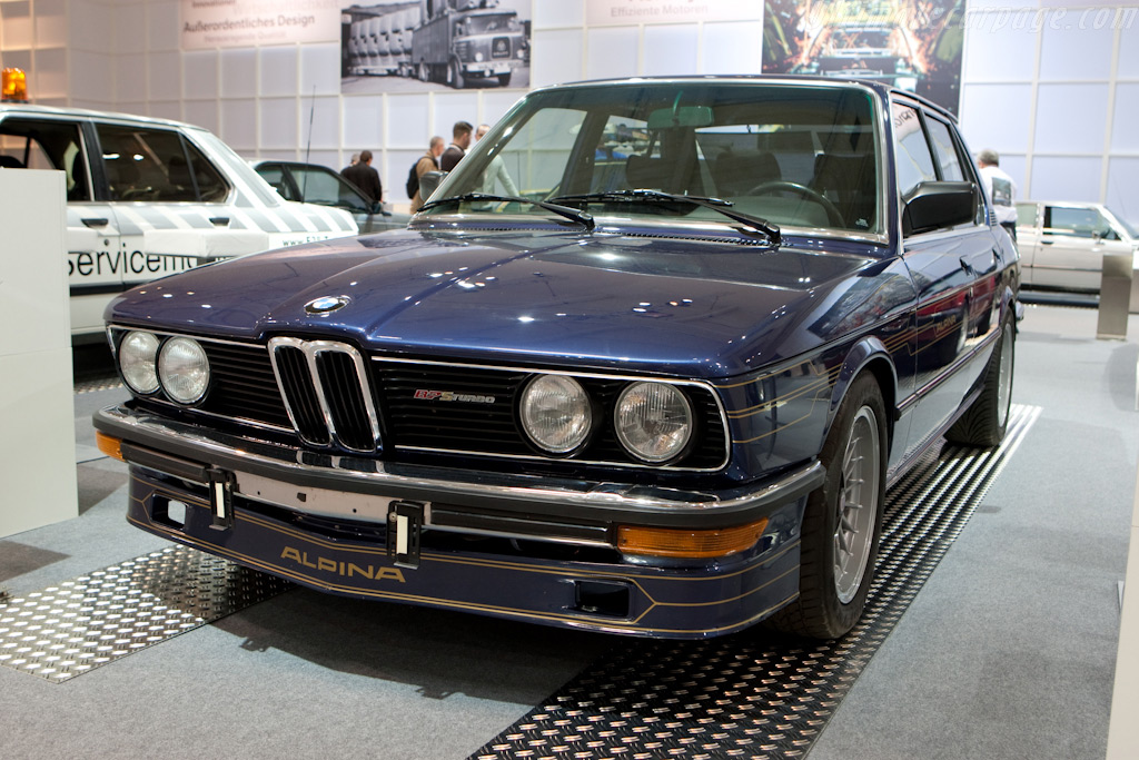 Alpina B7S Turbo    - 2009 Techno Classica