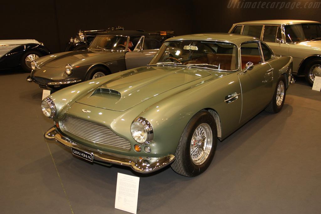 Aston Martin DB4    - 2009 Techno Classica