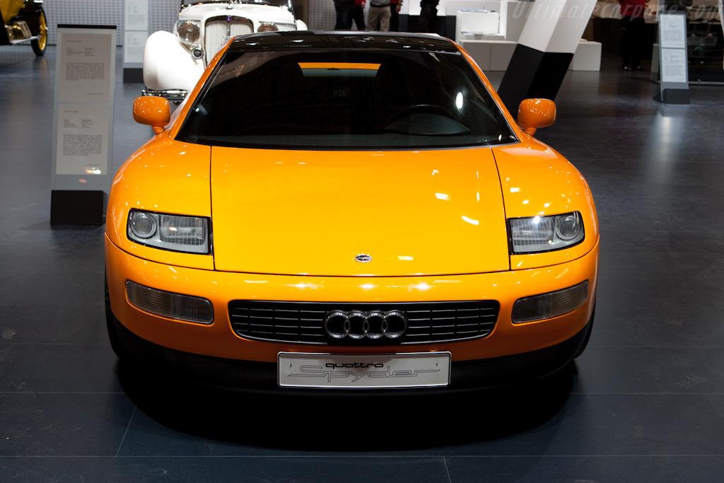 Audi Quattro Concept    - 2009 Techno Classica