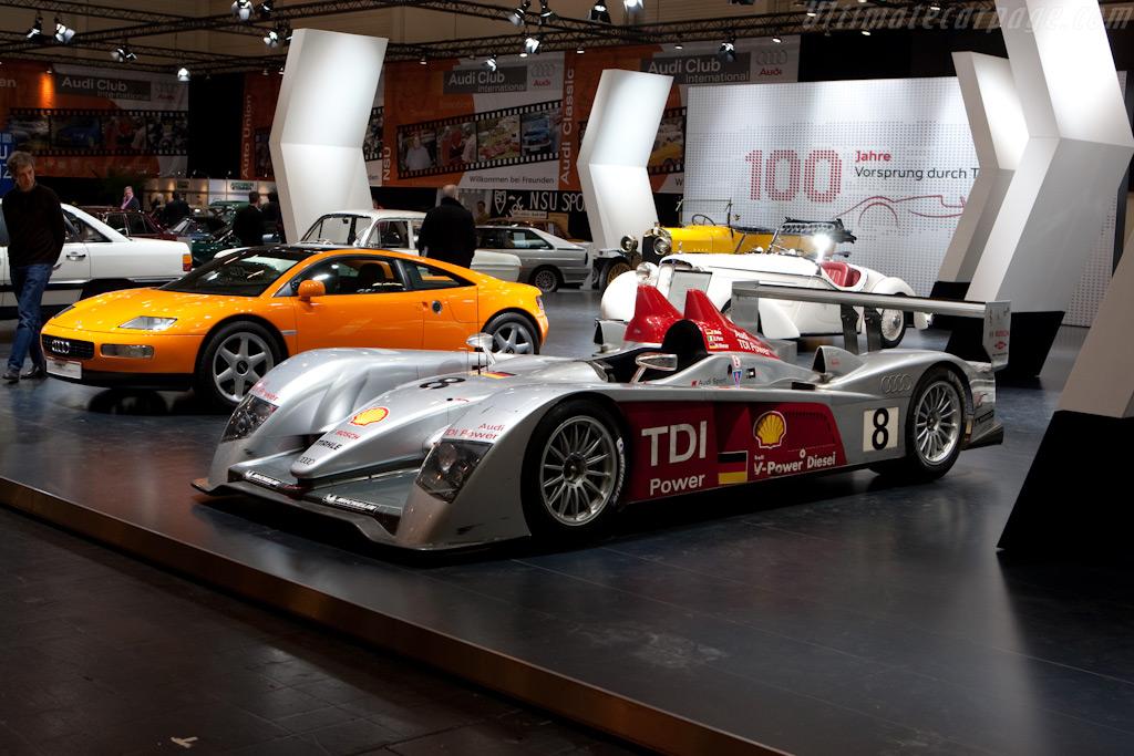 Audi R10 TDI    - 2009 Techno Classica