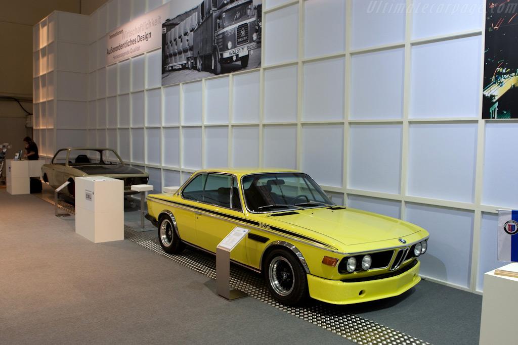 BMW 3.0 CSL    - 2009 Techno Classica