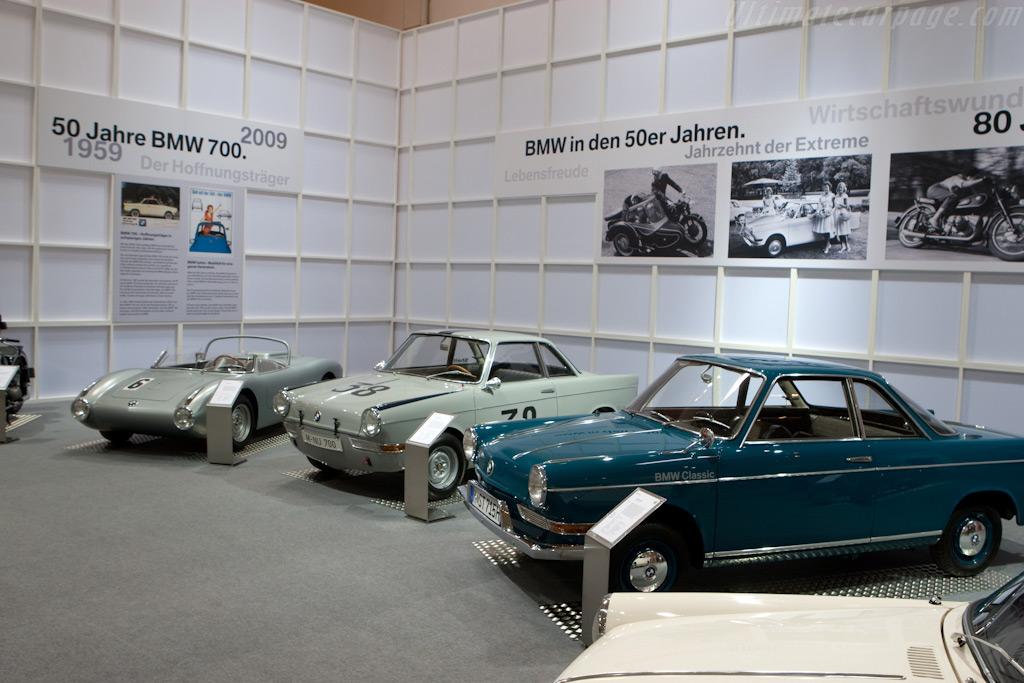 BMW 700s    - 2009 Techno Classica
