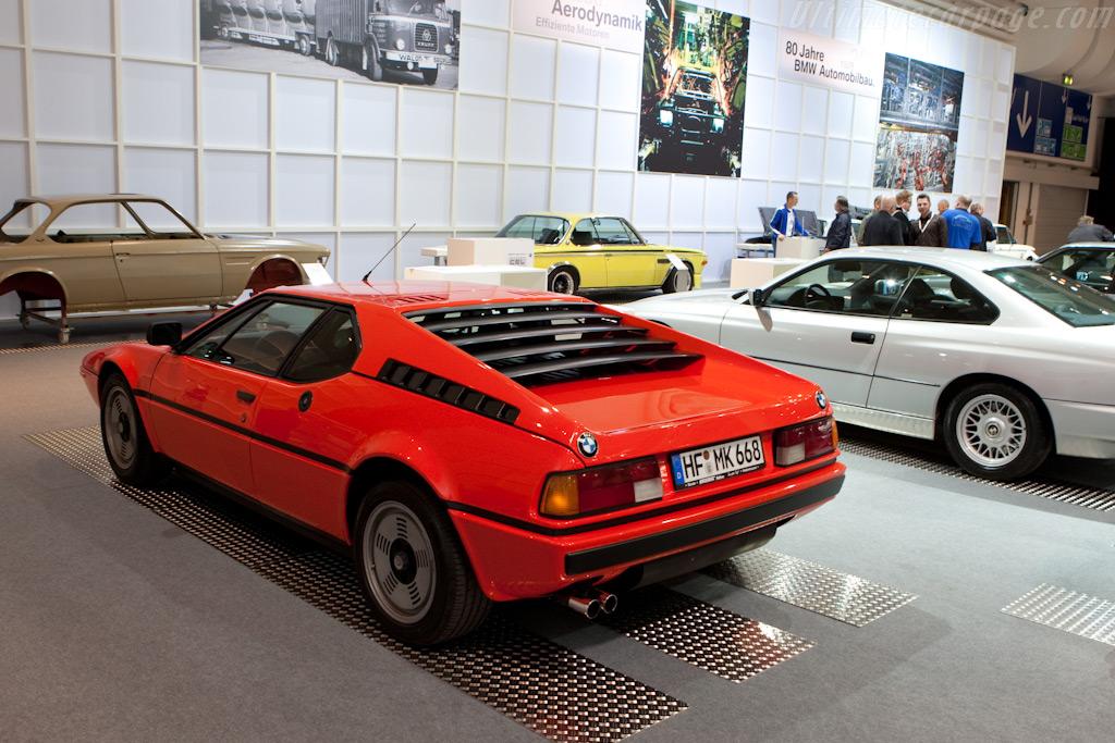 BMW M1    - 2009 Techno Classica
