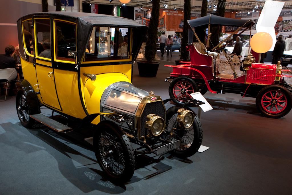 Bugatti Type 15 - Chassis: 569   - 2009 Techno Classica