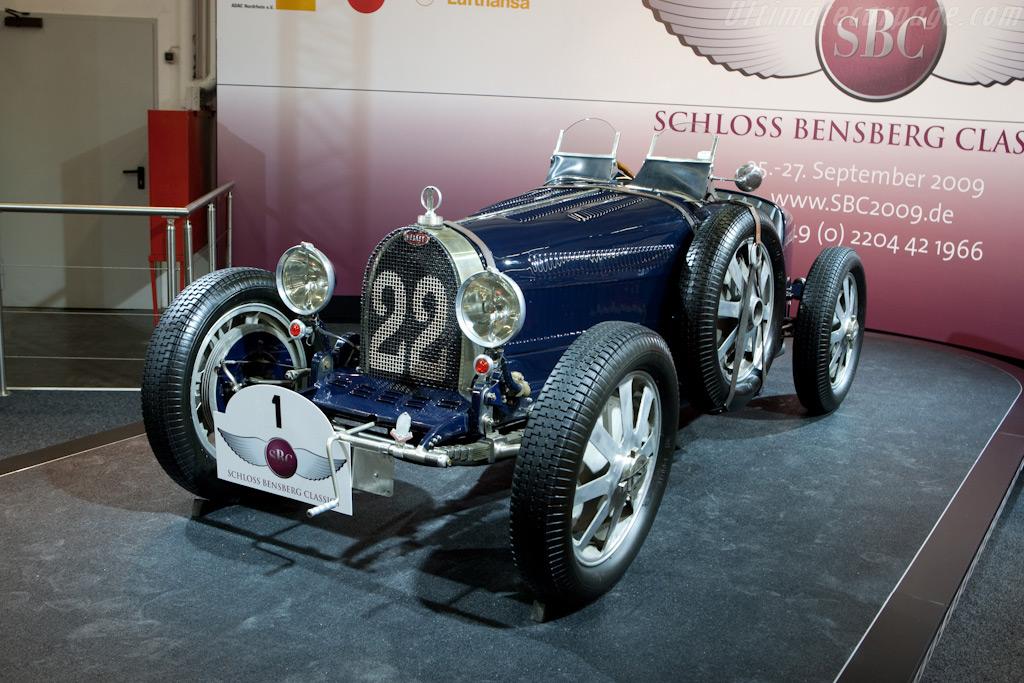 Bugatti Type 35B    - 2009 Techno Classica