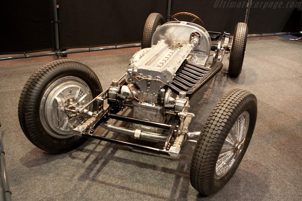 Bugatti Type 51 Chassis    - 2009 Techno Classica