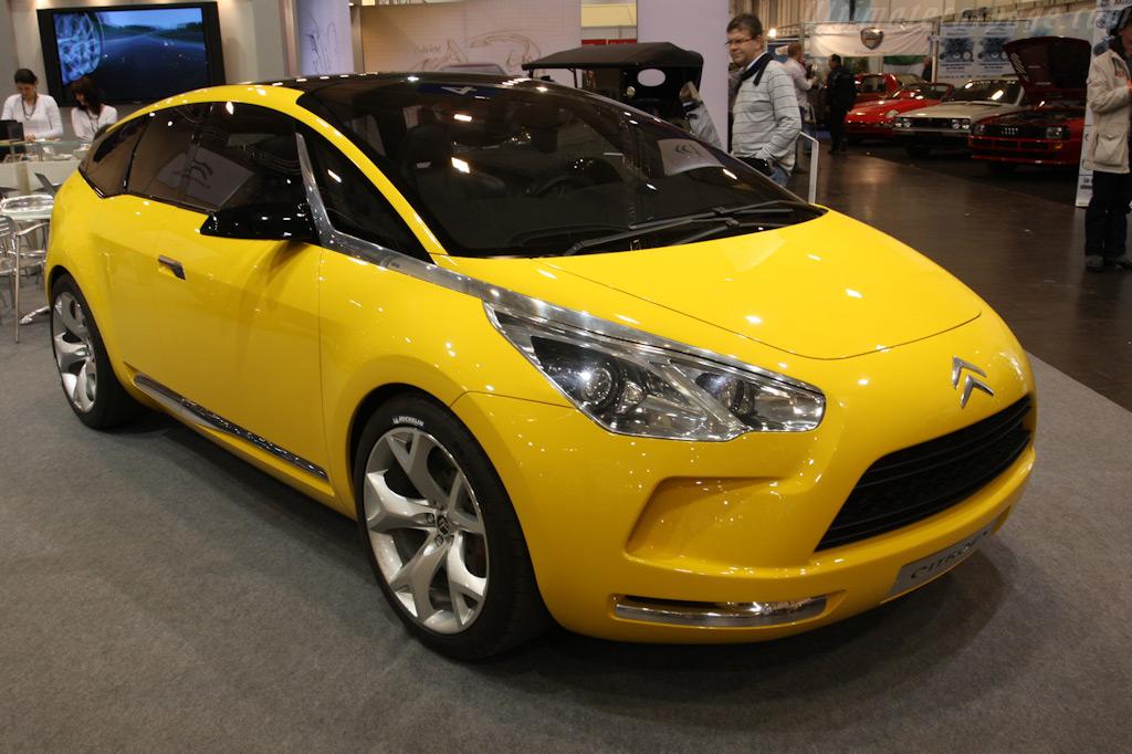 Citroën C-Sportlounge Concept    - 2009 Techno Classica