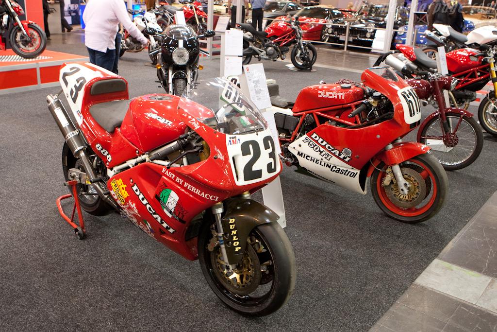 Ducati    - 2009 Techno Classica