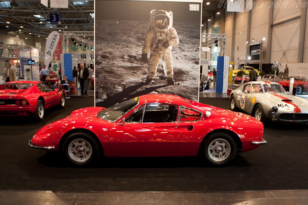 Ferrari Dino 206 GT    - 2009 Techno Classica