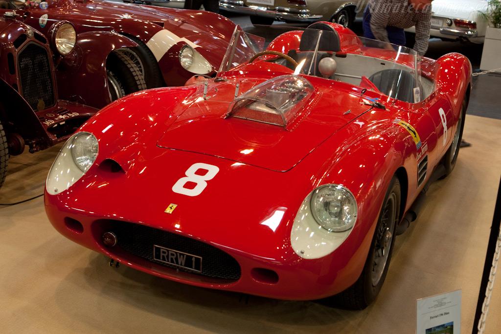 Ferrari Dino 246 S Chassis 0776s 2009 Techno Classica
