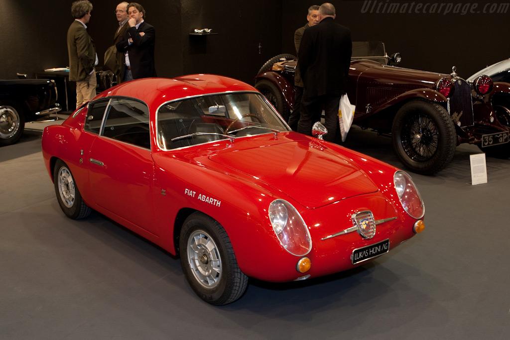 Fiat-Abarth 750    - 2009 Techno Classica