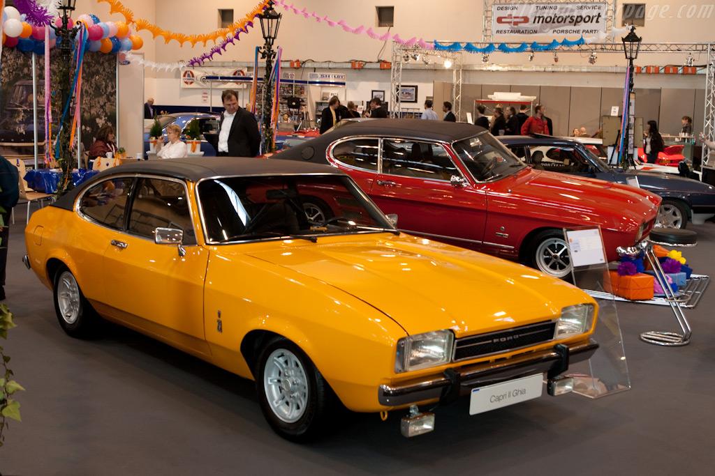 Ford Capris    - 2009 Techno Classica