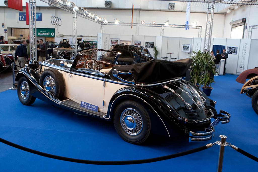 Horch 853 Cabriolet    - 2009 Techno Classica