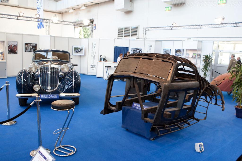 Horch 853 Coupe    - 2009 Techno Classica