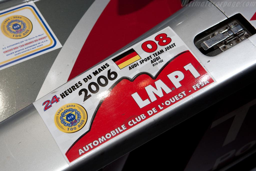 Le Mans winning credentials    - 2009 Techno Classica