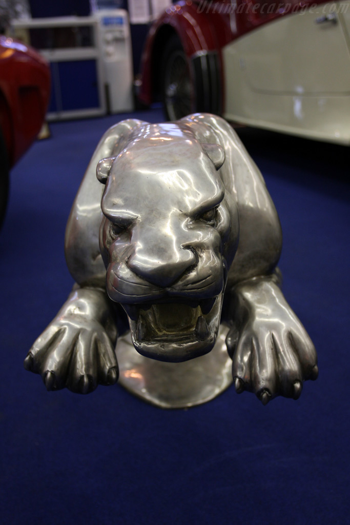 Leaping cat    - 2009 Techno Classica