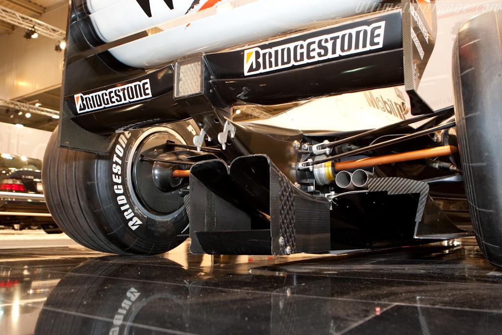 Mclaren Mercedes 2018 >> McLaren MP4/13 Mercedes - 2009 Techno Classica
