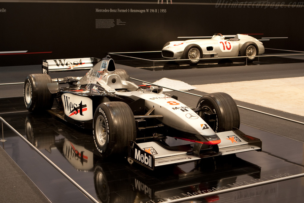 McLaren MP4/13 Mercedes    - 2009 Techno Classica