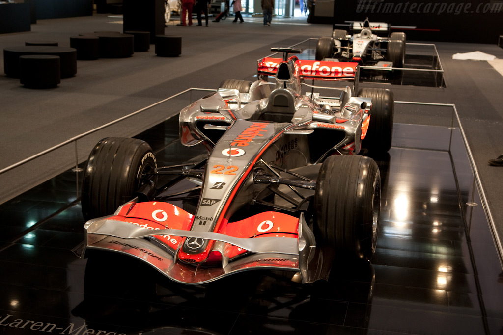 McLaren MP4-22 Mercedes    - 2009 Techno Classica