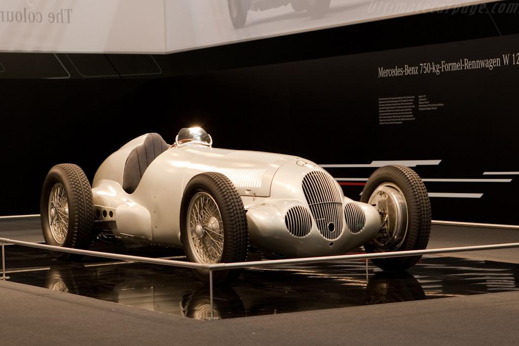 Mercedes-Benz W125 - Chassis: 166369   - 2009 Techno Classica