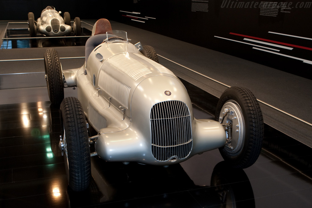 Mercedes-Benz W25    - 2009 Techno Classica