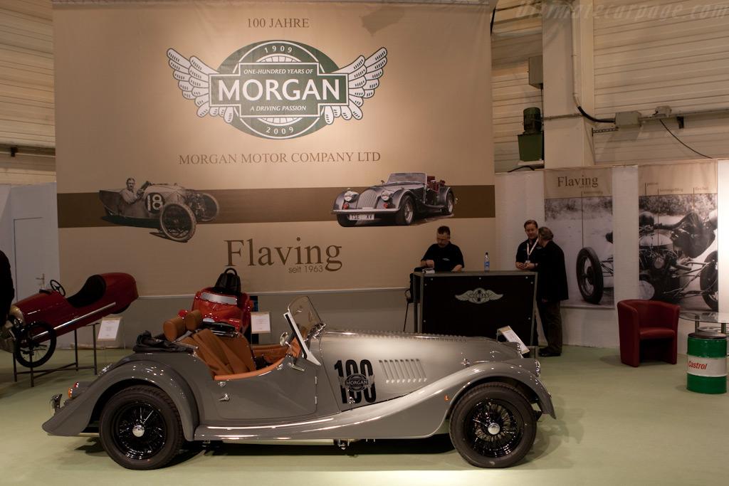 Morgan's 100th birthday    - 2009 Techno Classica