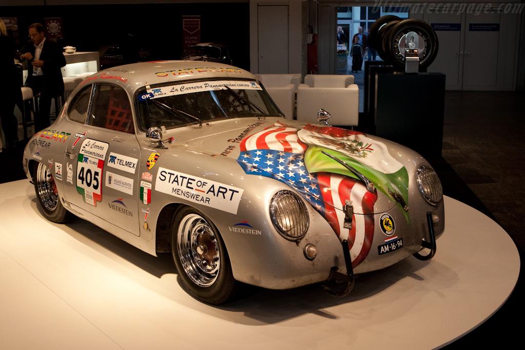 Porsche 356    - 2009 Techno Classica