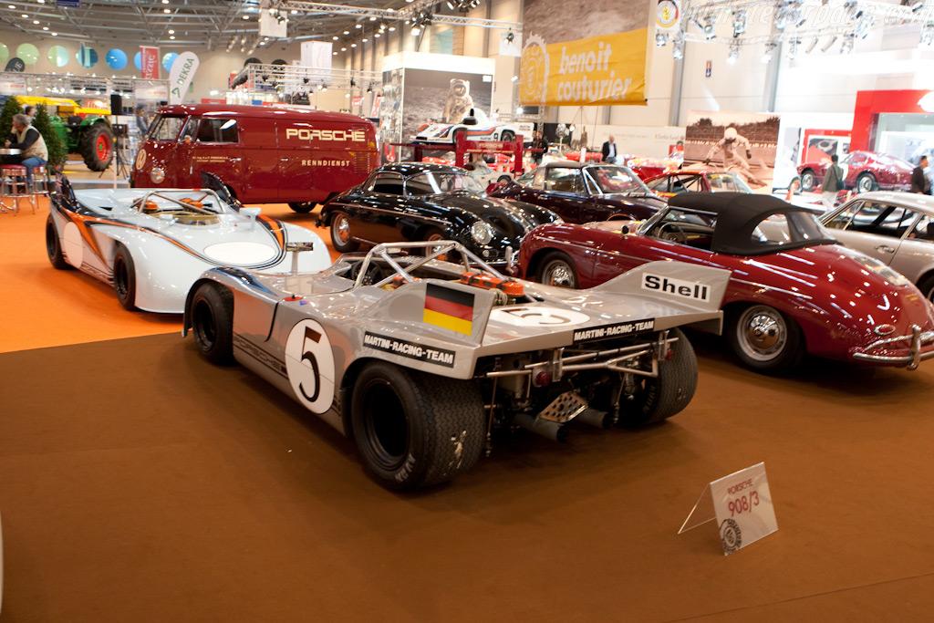 Porsche 908/3    - 2009 Techno Classica