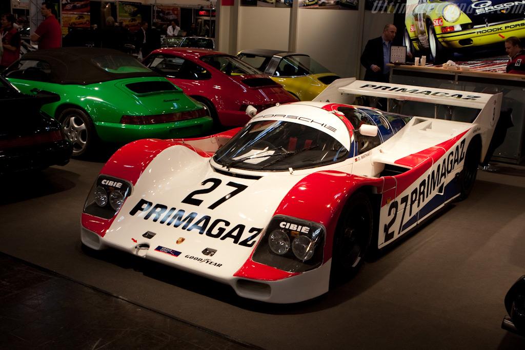 Porsche 962 - Chassis: 962-901   - 2009 Techno Classica