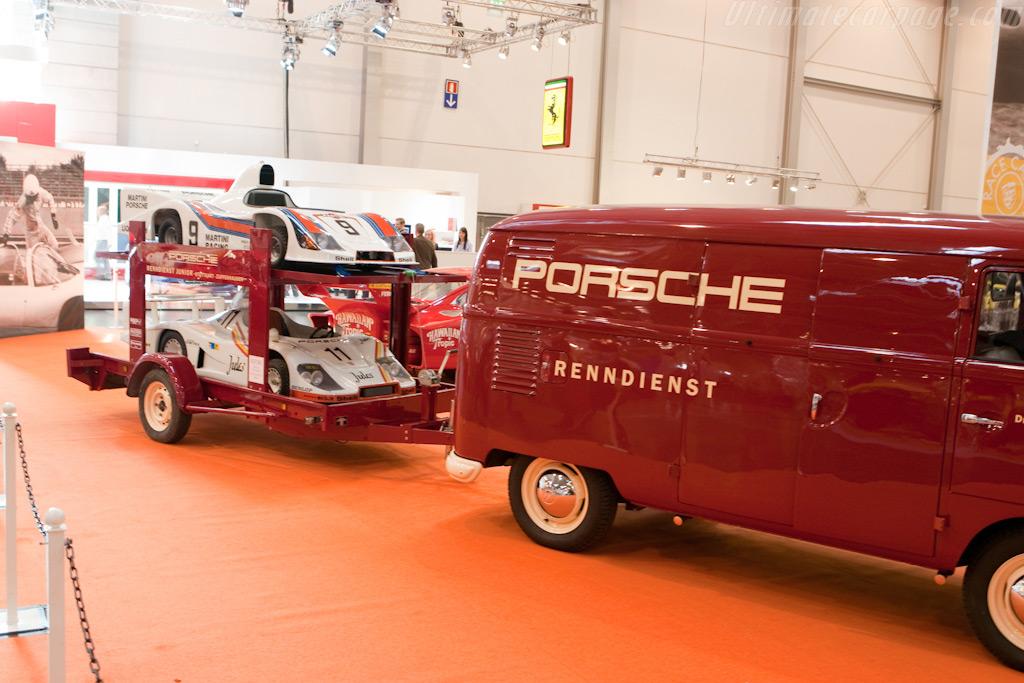 Porsche transporter    - 2009 Techno Classica