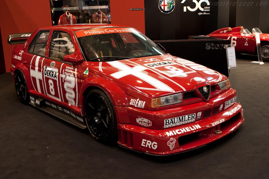 ... to 2010 Techno Classica report - More Alfa Romeo 155 V6 TI DTM images