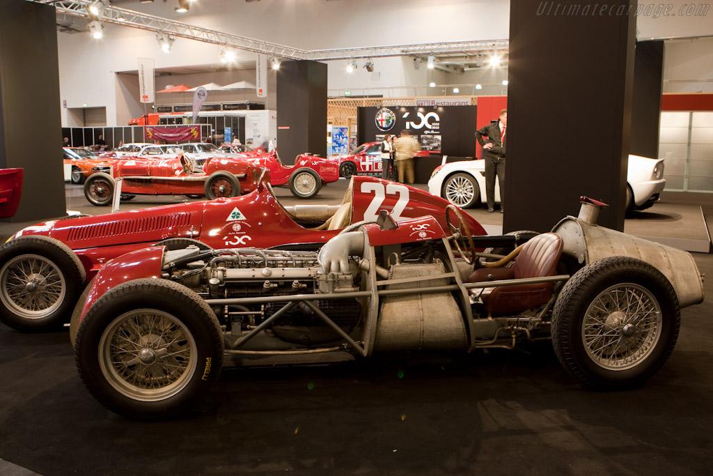 Alfa Romeo 159 'Alfetta' - Chassis: 159.109   - 2010 Techno Classica