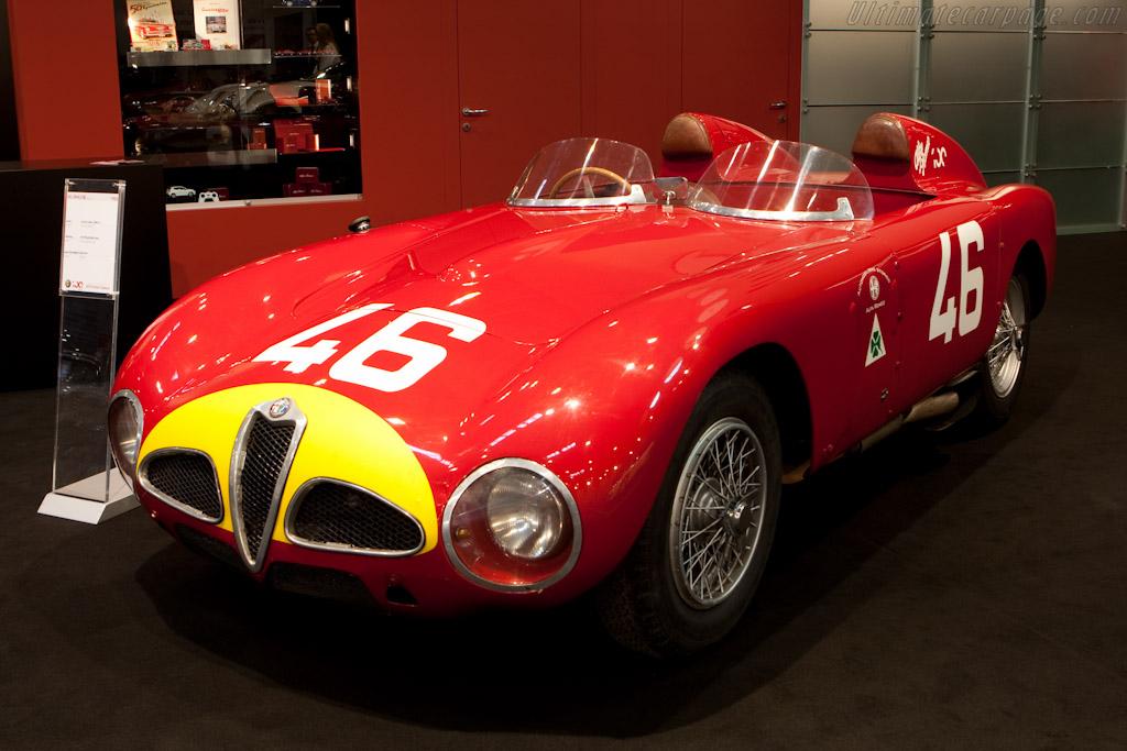 Alfa Romeo 3000 CM - Chassis: 1361.00127   - 2010 Techno Classica
