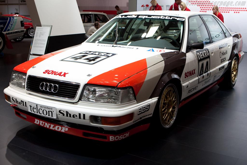 Audi 100 Dtm 2010 Techno Classica