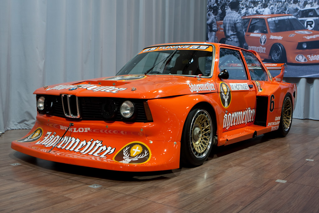 BMW 320i Turbo Group 5    - 2010 Techno Classica