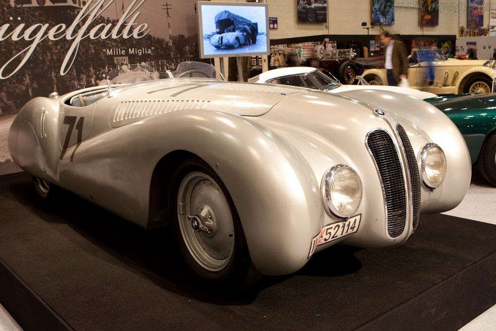 BMW 328 'Buegelfalte' Roadster - Chassis: 85032   - 2010 Techno Classica