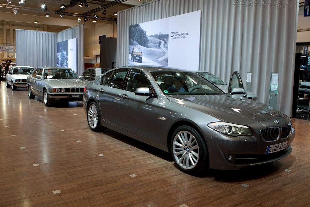 BMW 5-Series    - 2010 Techno Classica