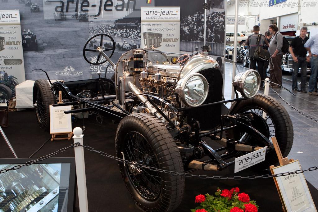 Bentley 3-Litre    - 2010 Techno Classica