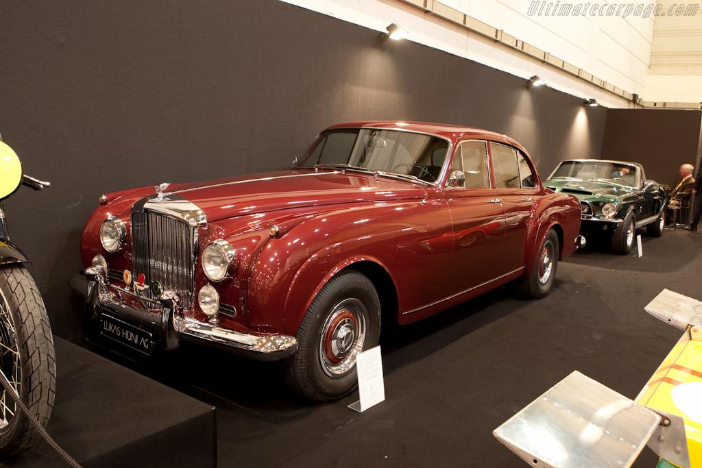Bentley S2 Continental    - 2010 Techno Classica