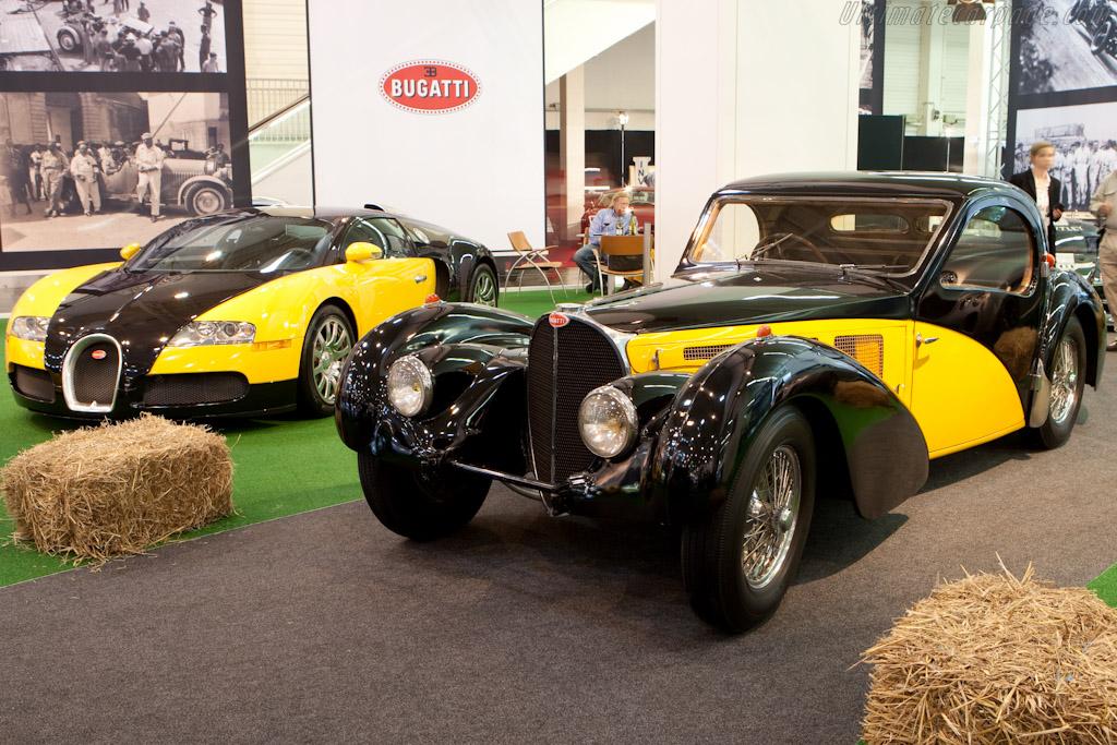 Bugatti Type 57 S Atalante    - 2010 Techno Classica