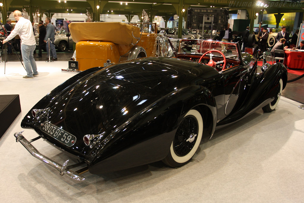 Delahaye 135 MS Competition Cabriolet - Chassis: 49197   - 2010 Techno Classica