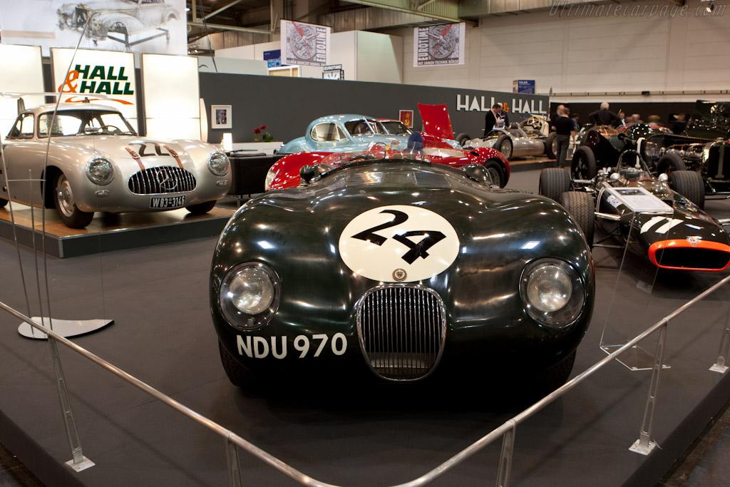 Jaguar C-Type    - 2010 Techno Classica