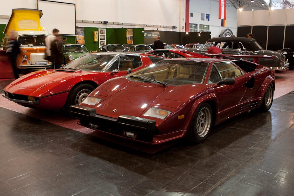 Lamborghini Countach   - 2010 Techno Classica