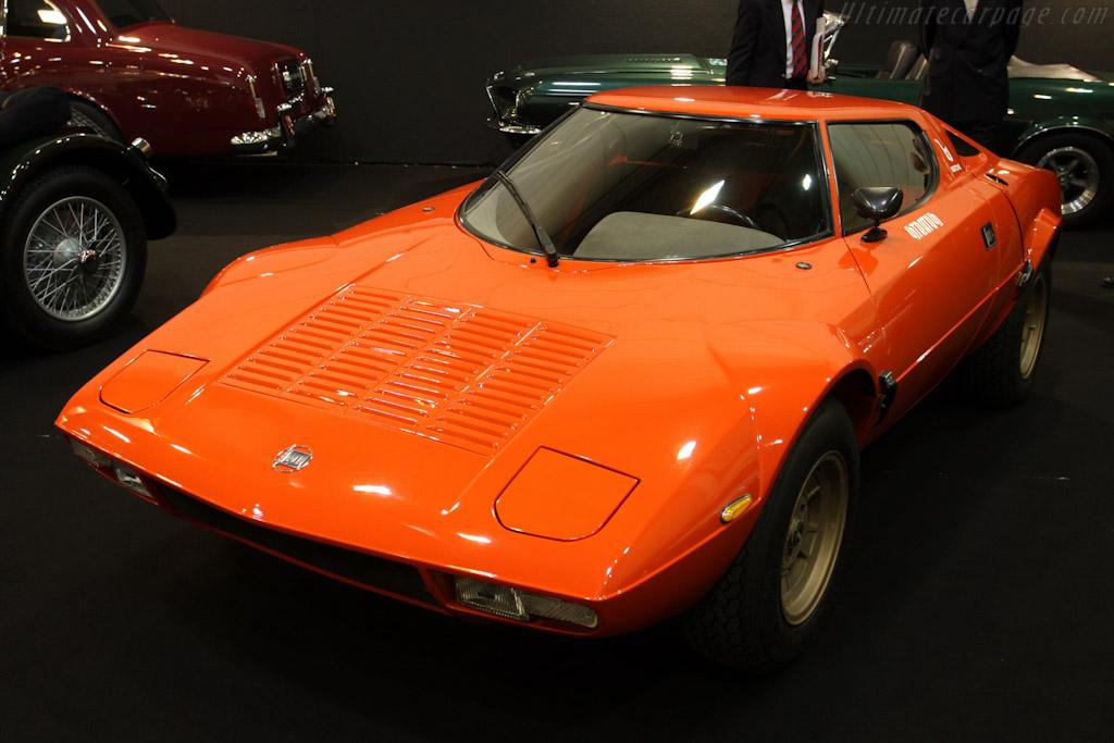 Lancia Stratos    - 2010 Techno Classica