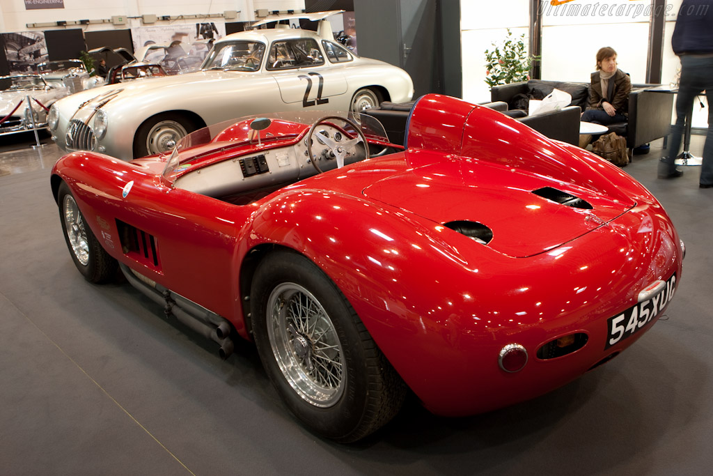 Maserati 300 S (replica)    - 2010 Techno Classica
