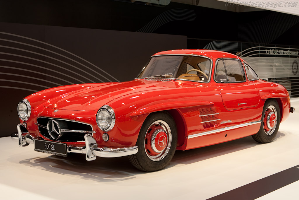 Mercedes-Benz 300 SL    - 2010 Techno Classica