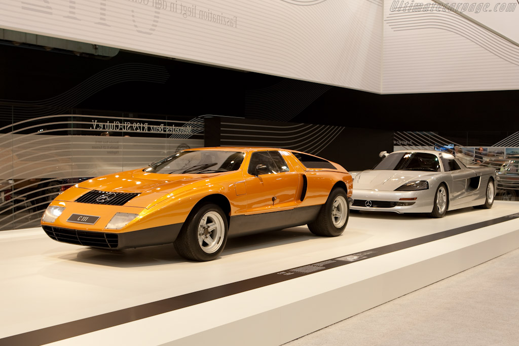Mercedes-Benz C111    - 2010 Techno Classica
