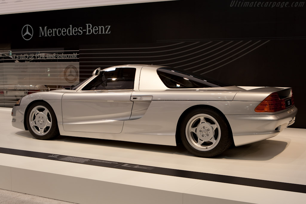 Mercedes benz c112 2010 techno classica for Mercedes benz lease return