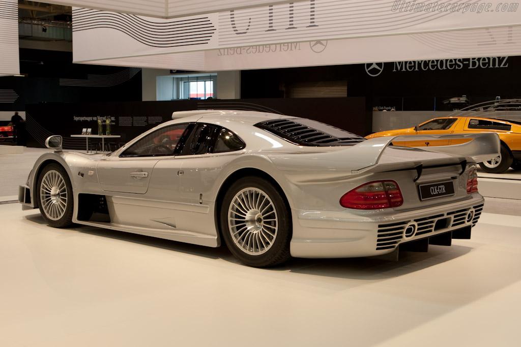 Mercedes-Benz CLK-GTR    - 2010 Techno Classica